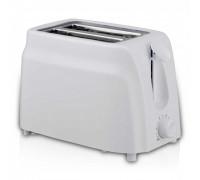 Тостер за хляб SAPIR SP 1440 D, 750W, Регулиране на запичането, Тавичка за трохи, Бял